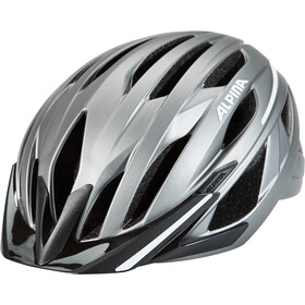 Alpina Haga Helm, darksilver matt